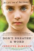 Book Cover Image. Title: Don't Breathe a Word, Author: Jennifer McMahon