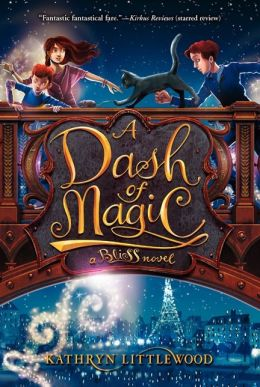 A Dash of Magic (Bliss Bakery Trilogy Series #2)