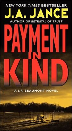 Payment in Kind (J. P. Beaumont Series #9)