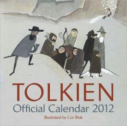 2012 Tolkien Wall Calendar