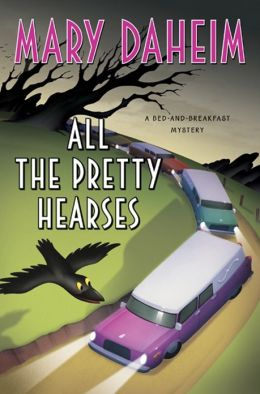 All the Pretty Hearses (Bed-and-Breakfast Series #26)