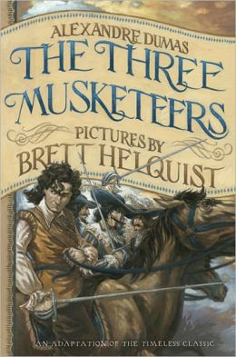The Three Musketeers (illustrated young readers' edition)