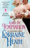 Book Cover Image. Title: Lord of Temptation, Author: Lorraine Heath