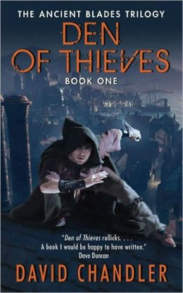 Den of Thieves (Ancient Blades Trilogy #1)