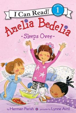 Amelia Bedelia Sleeps Over (I Can Read Book 1 Series)