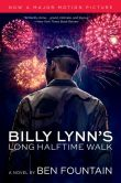 Book Cover Image. Title: Billy Lynn's Long Halftime Walk, Author: Ben Fountain