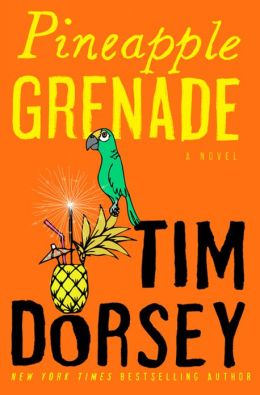 Pineapple Grenade (Serge Storms Series #15)