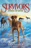Book Cover Image. Title: Survivors #6:  Storm of Dogs, Author: Erin Hunter