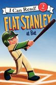Book Cover Image. Title: Flat Stanley at Bat (I Can Read Book 2 Series), Author: Jeff Brown