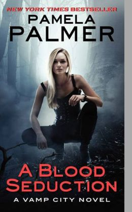A Blood Seduction (Vamp City Series #1)