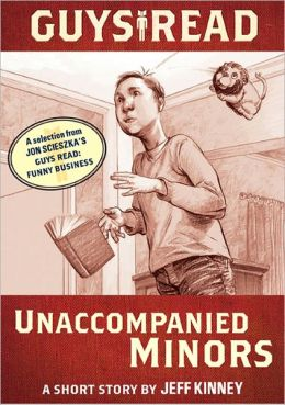 Unaccompanied Minors: A Story from Guys Read: Funny Business