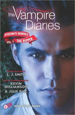 The Ripper (The Vampire Diaries: Stefan's Diaries #4)