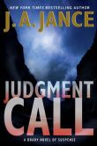 Book Cover Image. Title: Judgment Call (Joanna Brady Series #15), Author: J. A. Jance