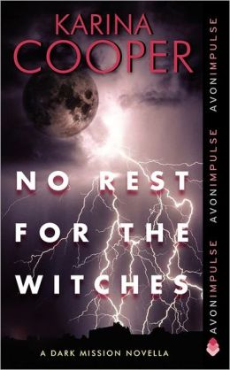No Rest for the Witches: A Dark Mission Novella