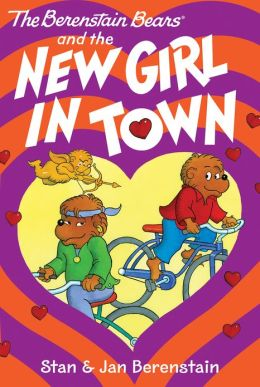 The Berenstain Bears Chapter Book: The New Girl in Town
