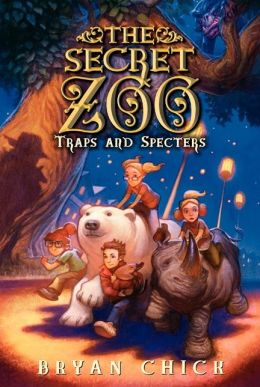 Traps and Specters (The Secret Zoo Series #4)