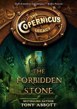 The Forbidden Stone (Copernicus Legacy Series #1)