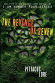 Book Cover Image. Title: The Revenge of Seven, Author: Pittacus Lore
