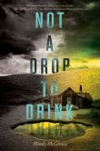 Book Cover Image. Title: Not a Drop to Drink, Author: Mindy McGinnis
