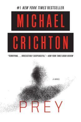prey by michael crichton 9780062227201 paperback