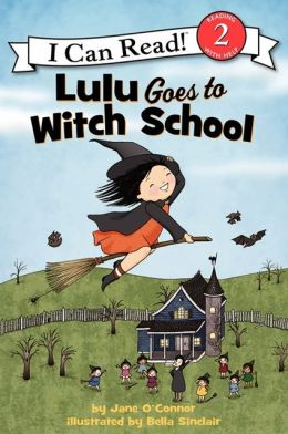 Lulu Goes to Witch School (I Can Read Book Series: Level 2)