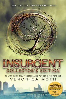 Insurgent (Divergent Series #2) (Collector's Edition)