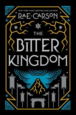 The Bitter Kingdom (Girl of Fire and Thorns Series #3)