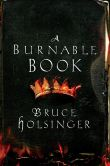 Book Cover Image. Title: A Burnable Book:  A Novel, Author: Bruce  Holsinger