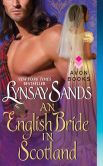 Book Cover Image. Title: An English Bride in Scotland, Author: Lynsay Sands