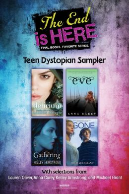 The End Is Here: Teen Dystopian Sampler