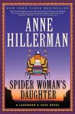Book Cover Image. Title: Spider Woman's Daughter, Author: Anne Hillerman