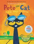 Book Cover Image. Title: Pete the Cat and His Magic Sunglasses, Author: James Dean