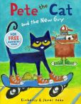 Book Cover Image. Title: Pete the Cat and the New Guy, Author: Kimberly Dean