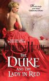 Book Cover Image. Title: The Duke and the Lady in Red (Scandalous Gentlemen of St. James Series #3), Author: Lorraine Heath