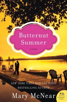 Butternut Summer (Butternut Lake Trilogy Series #2)