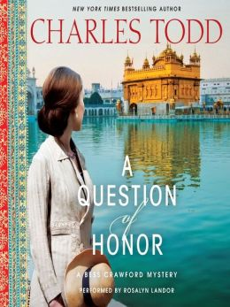A Question of Honor (Bess Crawford Series #5)