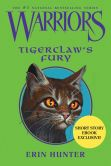 Book Cover Image. Title: Warriors:  Tigerclaw's Fury, Author: Erin Hunter