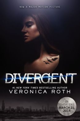 Divergent (Movie Tie-in Hardcover Edition) (Divergent Series #1)