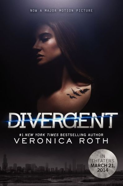 DIVERGENT Movie Tie In Book gets a Cover! | Divergent Faction