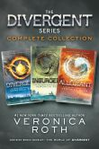Book Cover Image. Title: The Divergent Series Complete Collection:  Divergent, Insurgent, Allegiant, Author: Veronica Roth