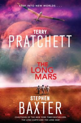 The Long Mars (Long Earth Series #3)
