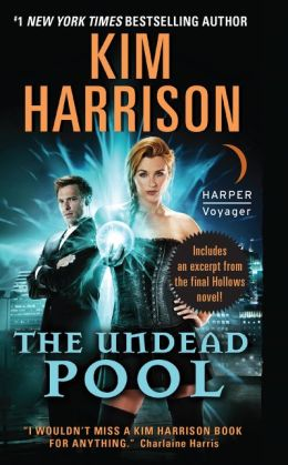 The Undead Pool (Rachel Morgan Series #12)