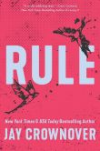Book Cover Image. Title: Rule:  A Marked Men Novel, Author: Jay Crownover