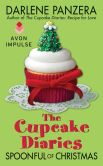 Book Cover Image. Title: The Cupcake Diaries:  Spoonful of Christmas, Author: Darlene Panzera