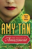 Book Cover Image. Title: The Valley of Amazement (Signed Edition), Author: Amy Tan