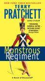 Book Cover Image. Title: Monstrous Regiment (Discworld Series #31), Author: Terry Pratchett