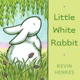 Little White Rabbit Board Book