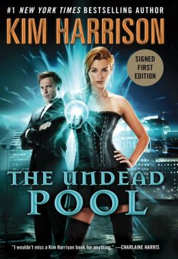 Undead Pool (Signed Book) (Rachel Morgan Series #12)