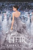 Book Cover Image. Title: The Heir, Author: Kiera Cass