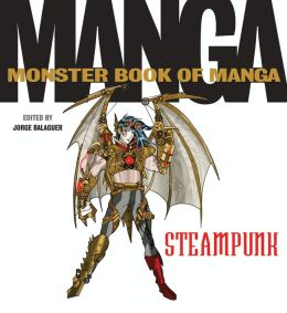 The Monster Book of Manga Steampunk